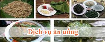 Dịch vụ ăn uống - Dich vu an uong
