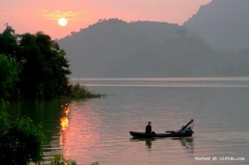 Các điểm tham quan tại Thung Nai - Cac diem tham quan tai Thung Nai